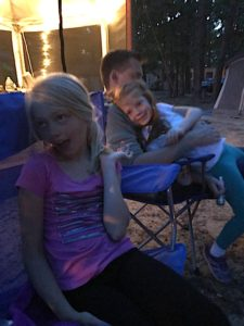 Camping with Kids Guide! Reasons to go camping: Bonding with Family