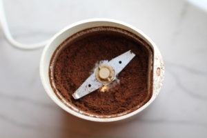 Cloves ground in a coffee or spice grinder. This Pumpkin Spice Recipe has 4 simple ingredients and takes minutes to make! PLUS, here are 20 EASY WAYS TO USE this Spice blend, many with no baking at all!